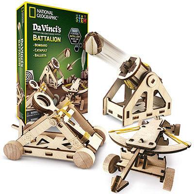 Da Vinci's Inventions Battalion Kits