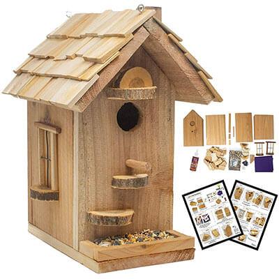 SparkJump Birdhouse Craft Kit